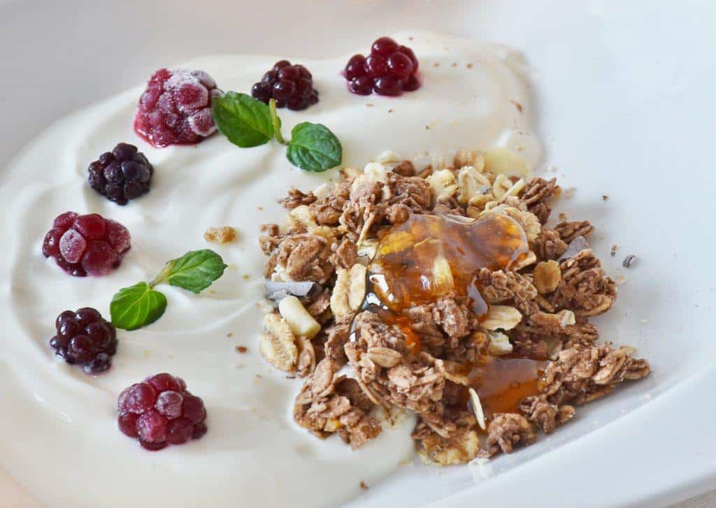 Breakfast Yogurt