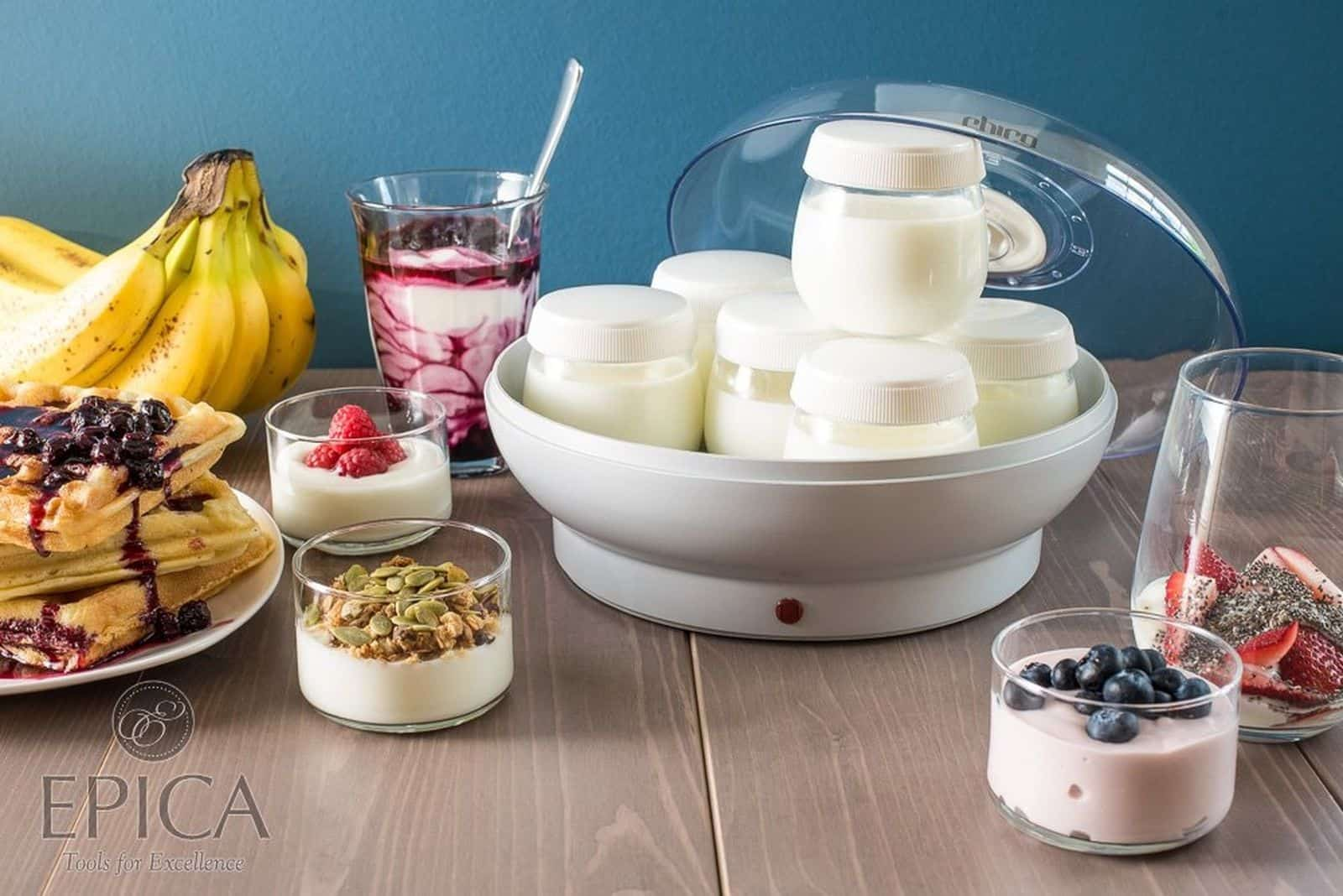 Epica Yogurt Maker Display
