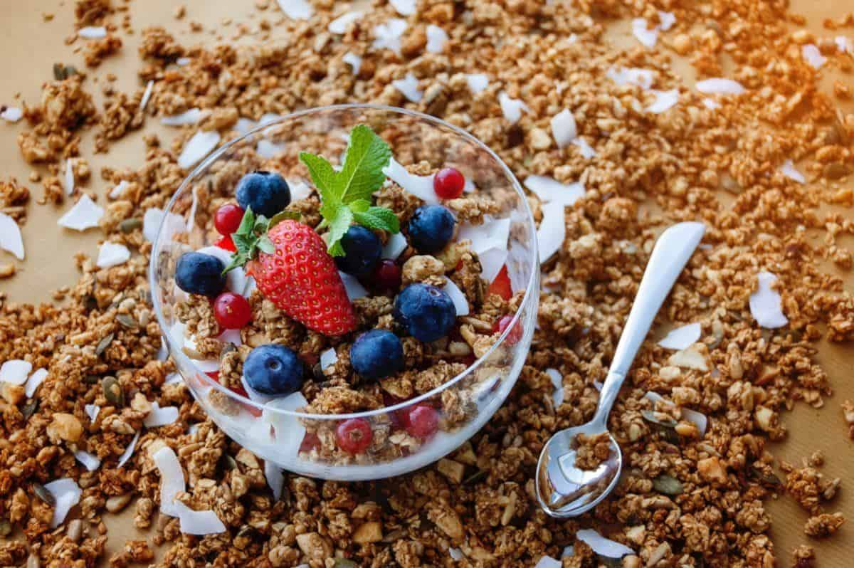 Overnight Oats in a Bowl