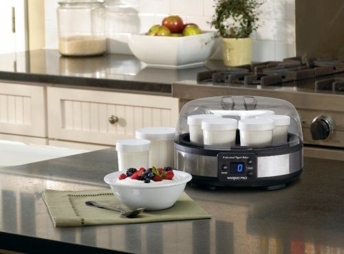 Waring YM350 Professional Yogurt Maker in Use