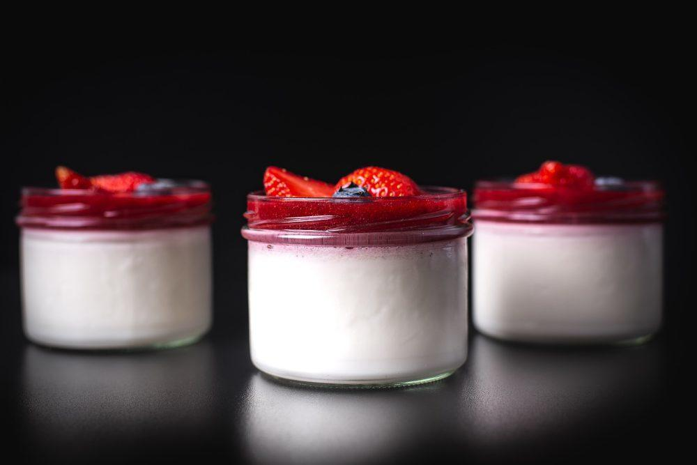 Yogurt Jars