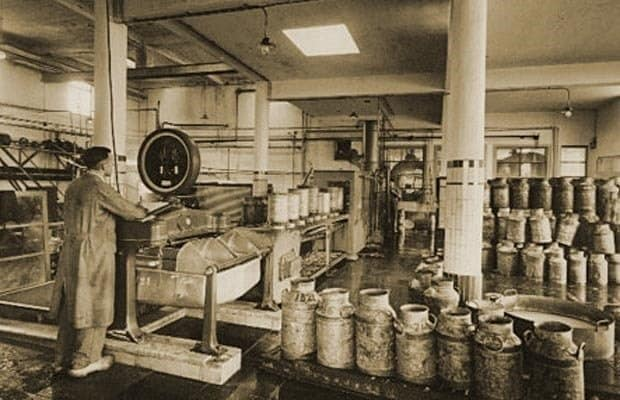 history of making yogurt